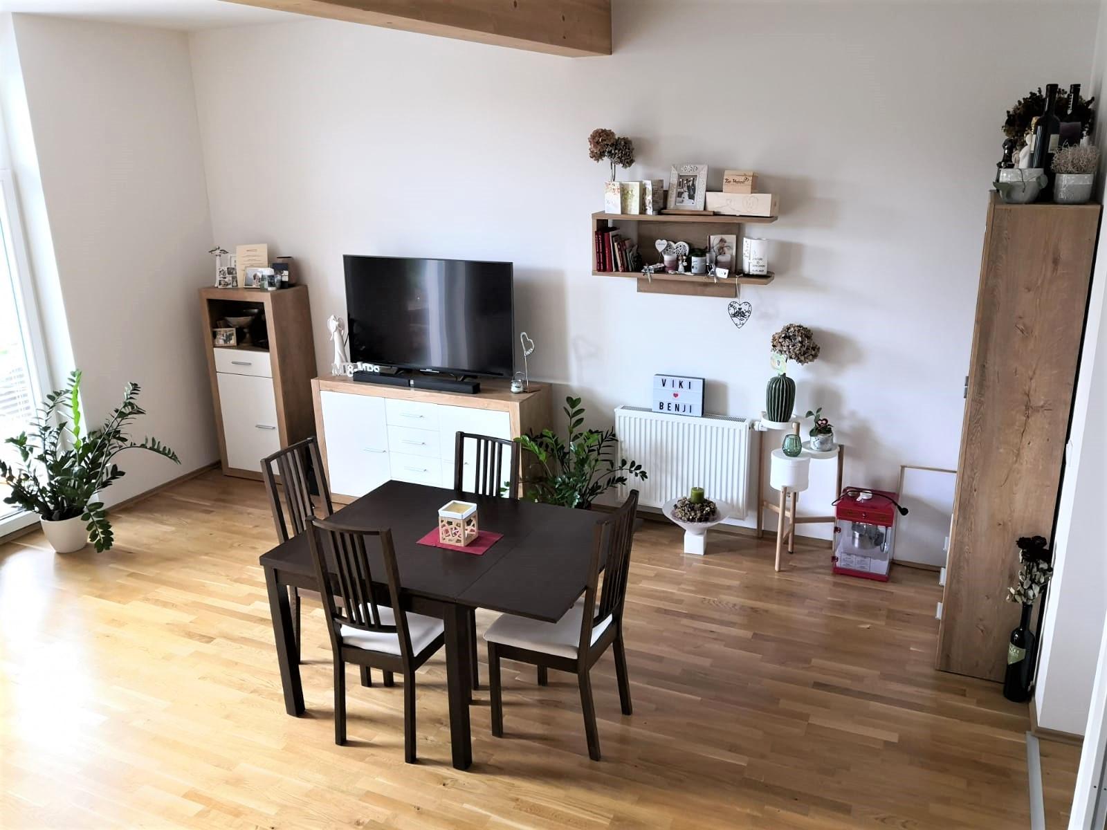 Moderne 4-Zimmer-Mietwohnung mit Terrasse und Garten in ...